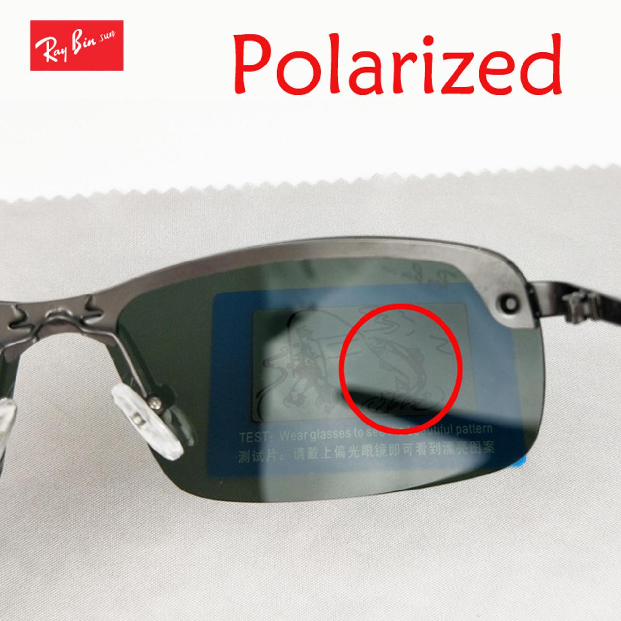 Ray Bin Sun sunglasses Brand Men's Women polarized Driving vintage  Sunglasses fashion square Black sport Goggle sun glasses - OnshopDeals.Com