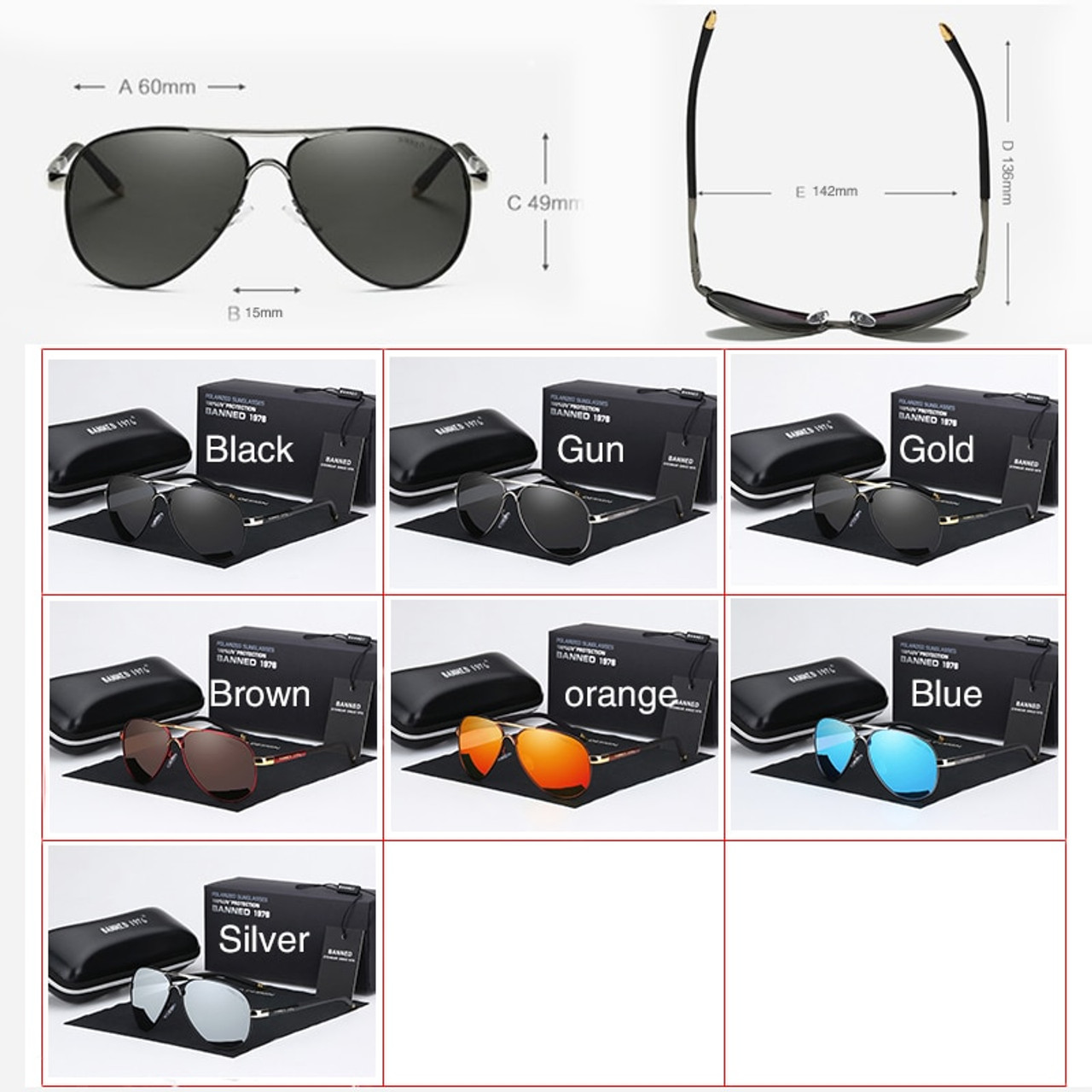 27e9bbe70dc9 ... 2018 HD Polarized UV 400 men's Sunglasses brand new male cool driving  Sun Glasses driving eyewear ...