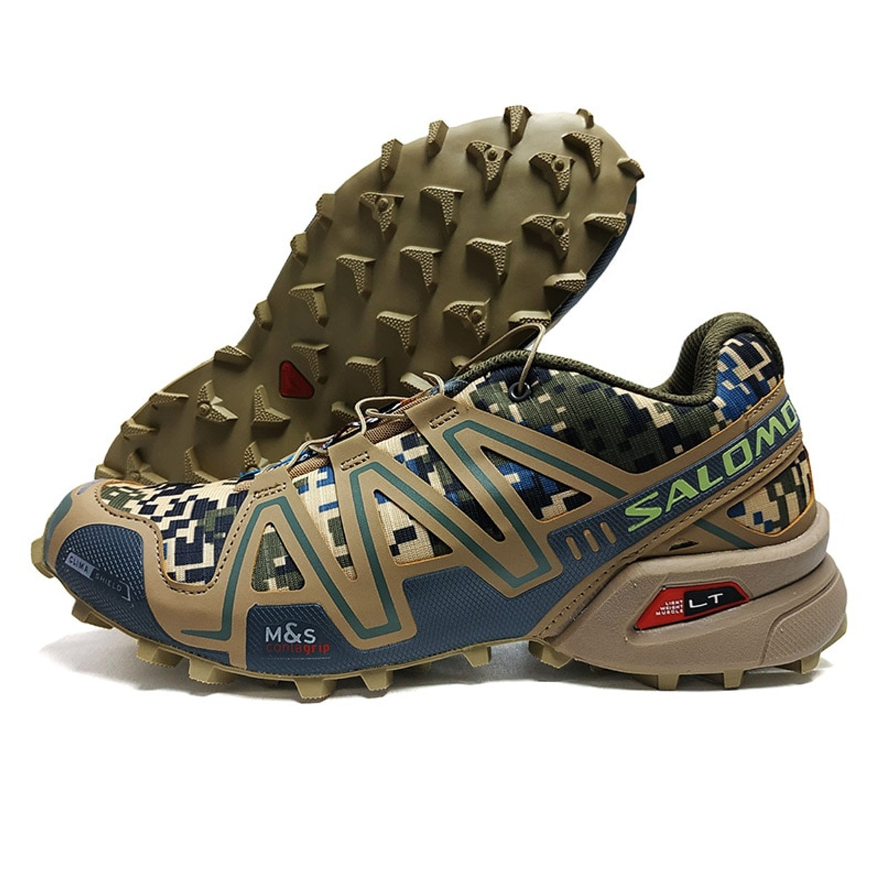 salomon speedcross 3 camuflaje zara