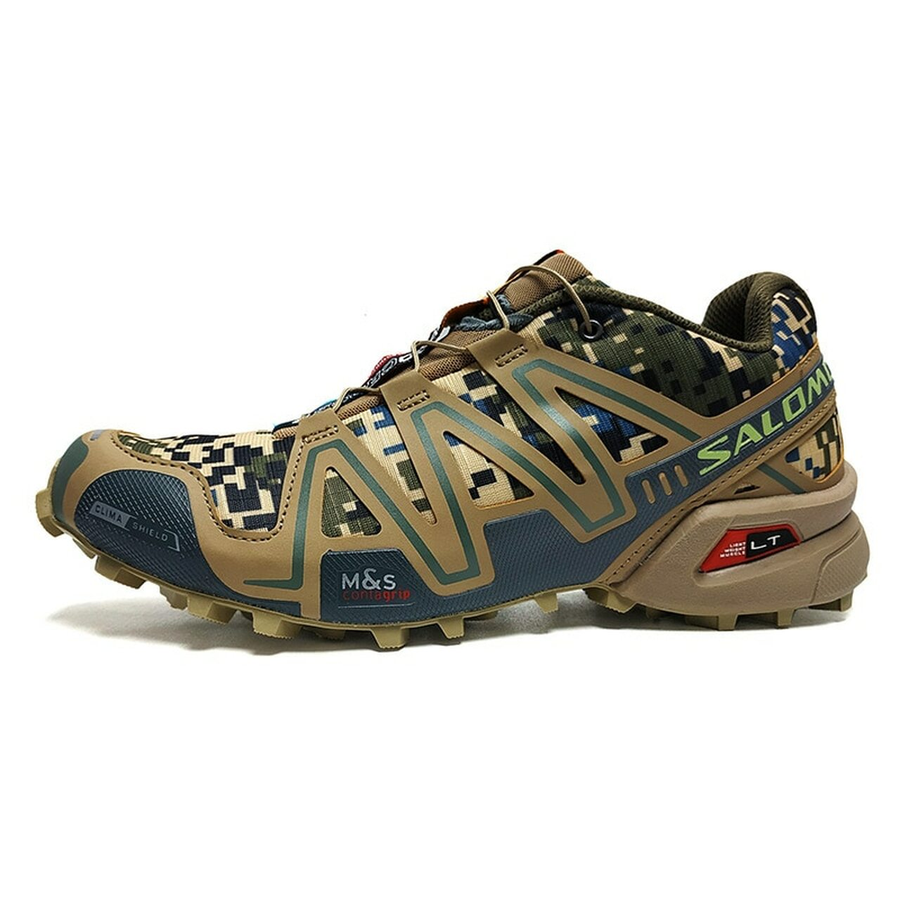 Country Cross Camo Sneakers Salomon Men Shoes Speed 3 Cs 8nmNv0wO