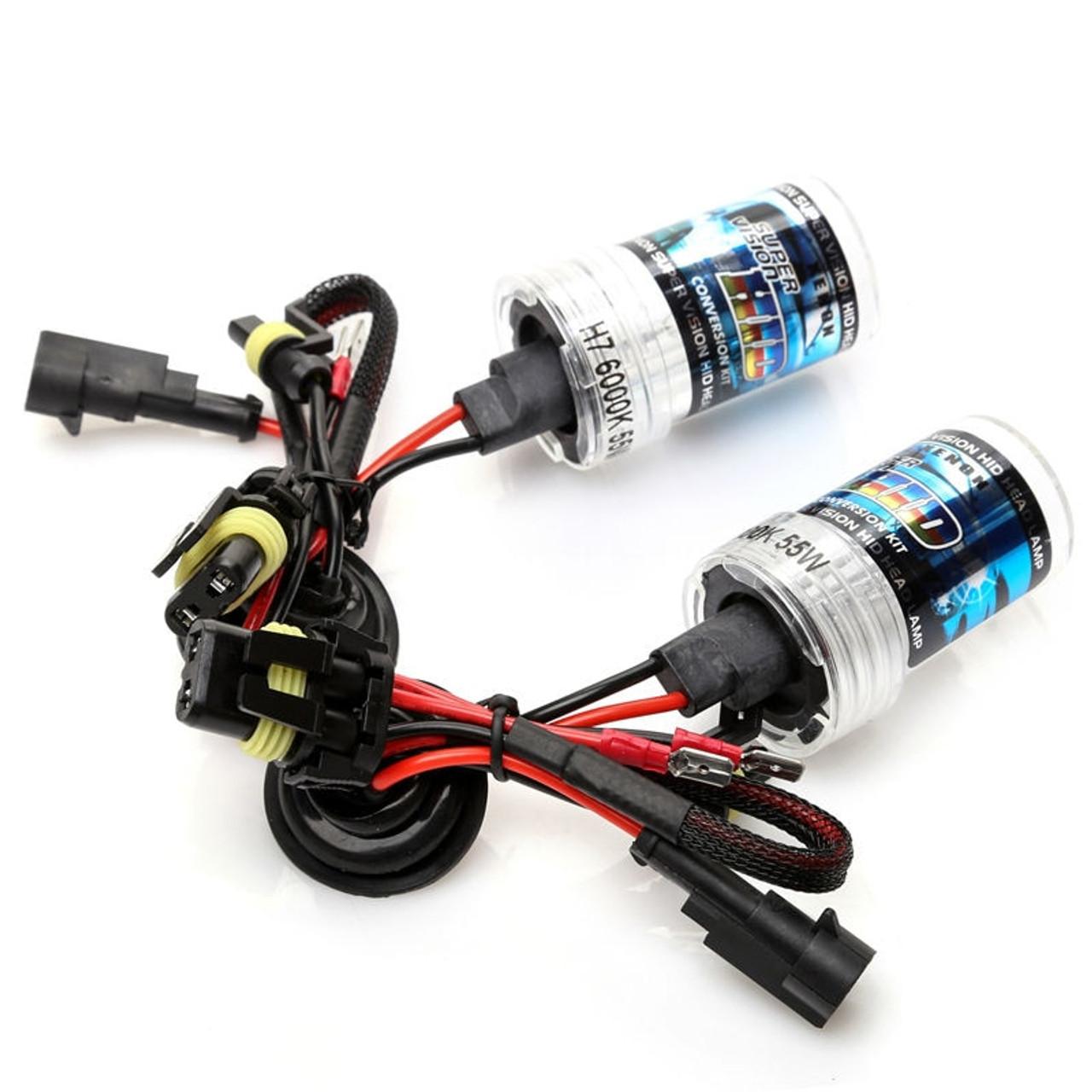 Xenon H7 Canbus HID Kit D2S H1 H4 H11 H3 HB4 9005 9006 Bulb For