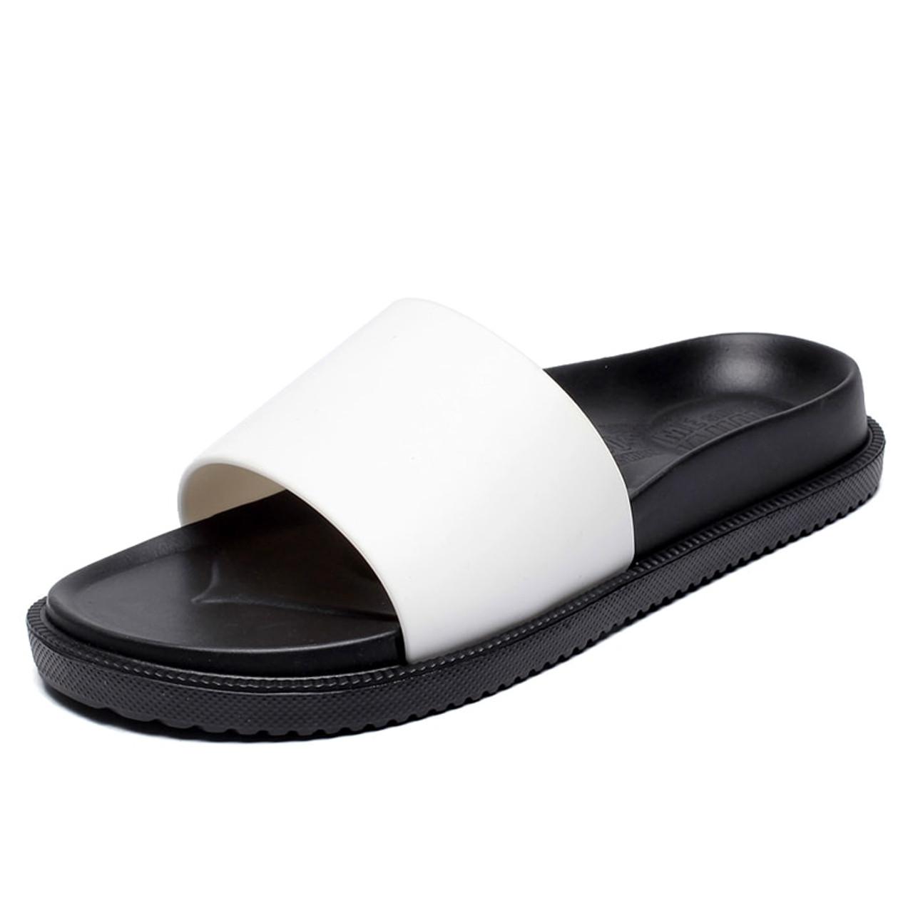 Top Soft Summer Sports Beach Shower Sandals Home Bath Slippers Women Men Shoes #