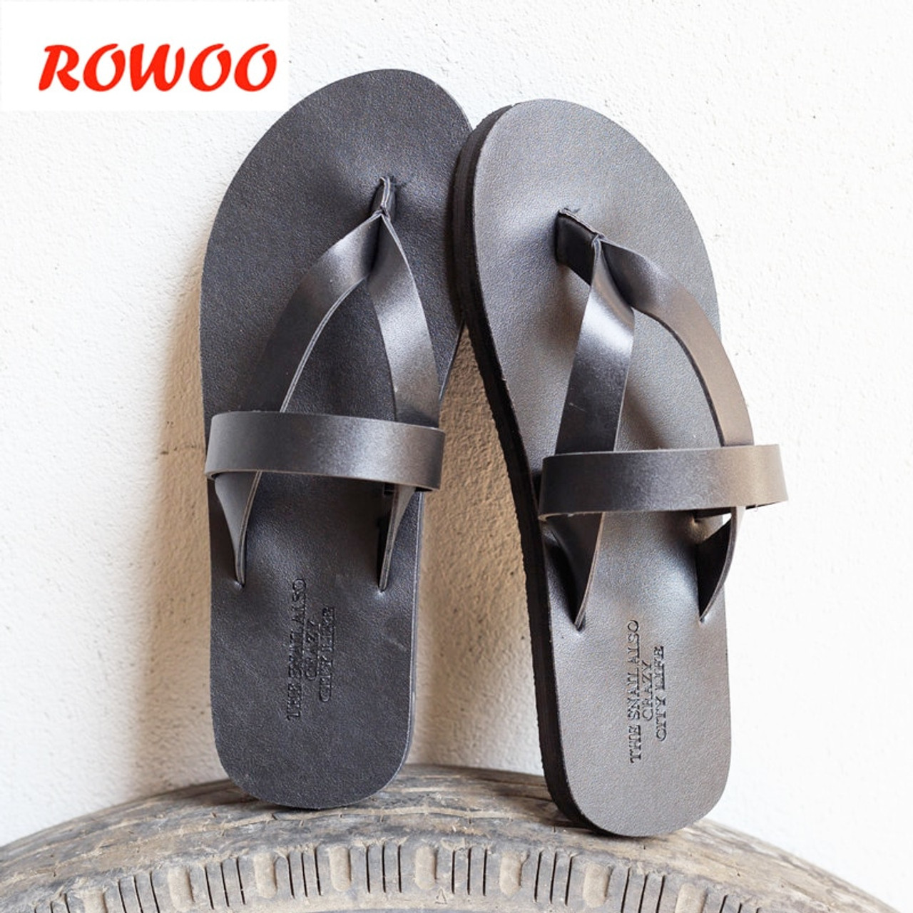 9aaa603f5 Summer Slippers Men Casual Leisure Soft Slides Beach Slippers 2018 Home  Shoes Men s Sandals New Solid ...