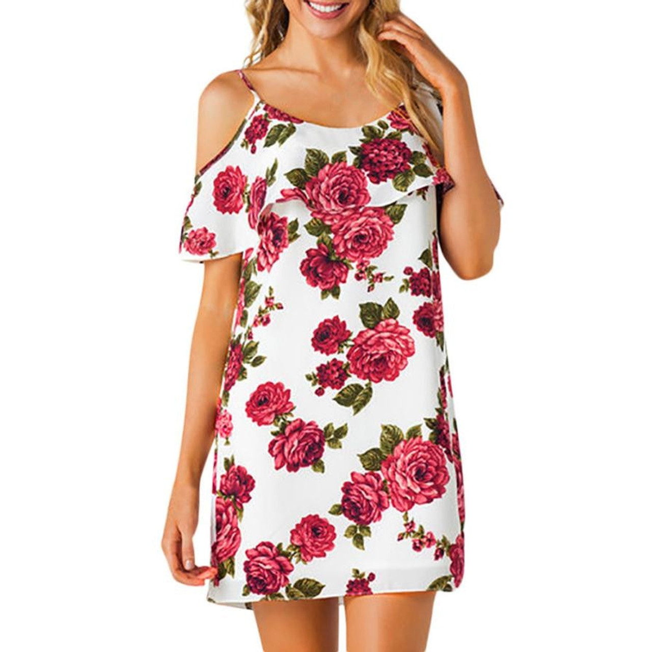 58a0ec94e8393 Short Sleeve Summer Shift Dresses - raveitsafe
