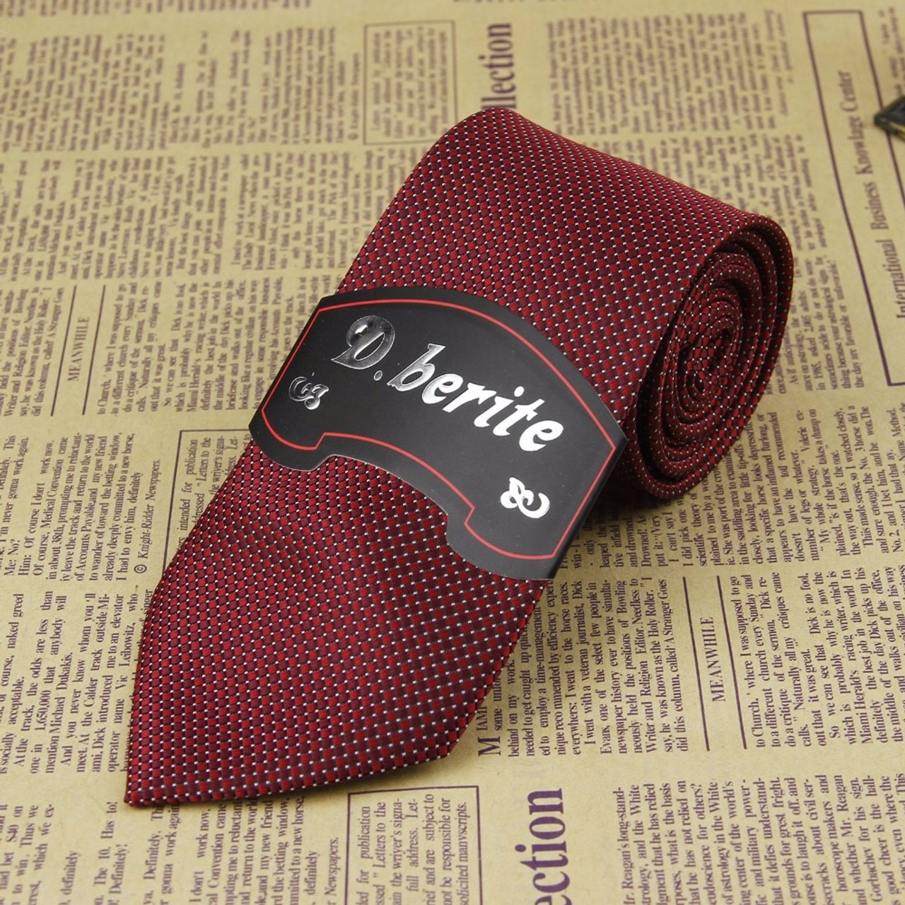 New Mens 100/% Silk Tie Necktie Striped Paisley Grid pattern JACQUARD Neck Ties