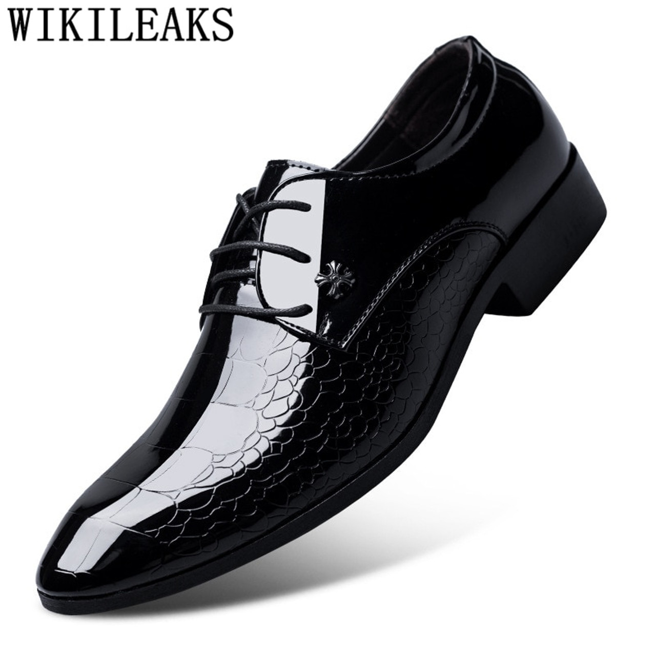 cb08c6e3ed8 ... black designer formal oxford shoes for men wedding shoes leather italy  pointed toe mens dress shoes ...