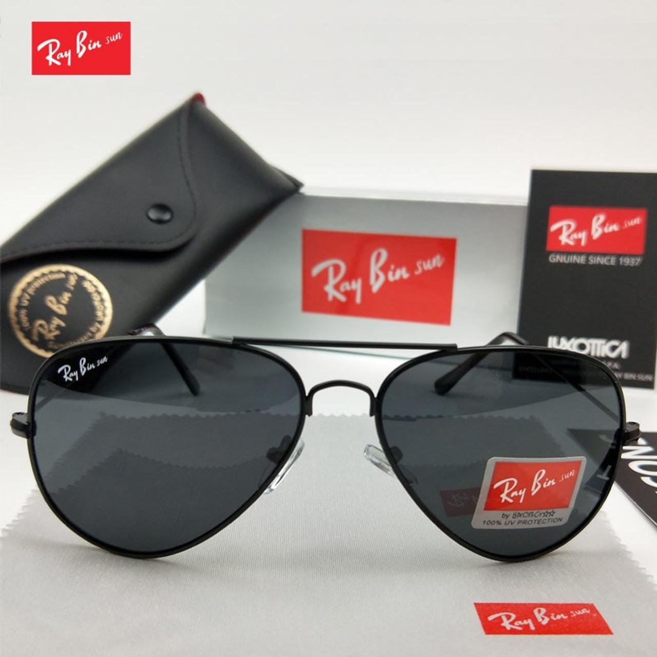 c0550da579b5 Ray Bin Sun Pilot Aviador sunglasses Men Women polarized Brand Designer  Sunglasses Driving Sunglasses oculos vintage ...