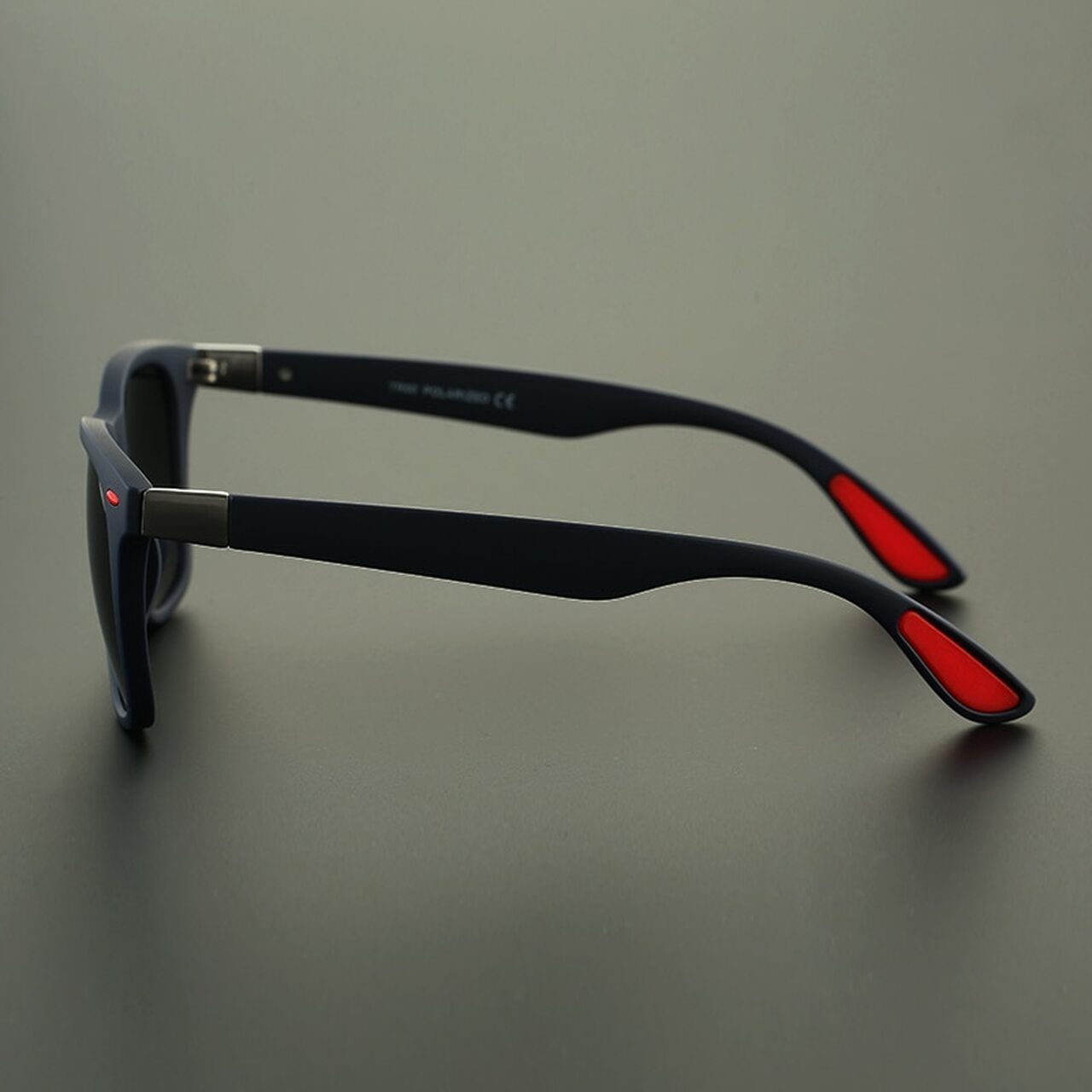 fd458fb4b87 ... BRAND DESIGN Classic Polarized Sunglasses Men Women Driving Square  Frame Sun Glasses Male Goggle UV400 Gafas ...