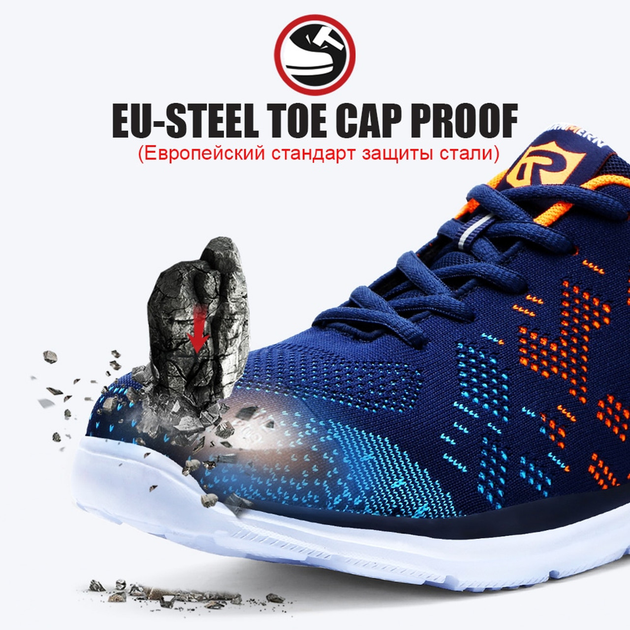 Safety Shoes Steel Toe Work Shoes