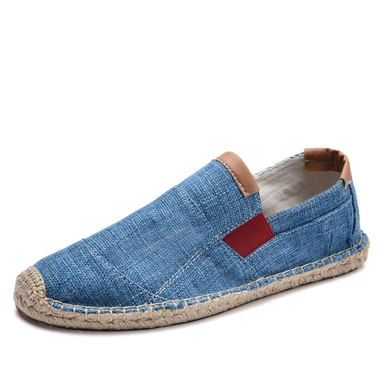 men's casual canvas shoes