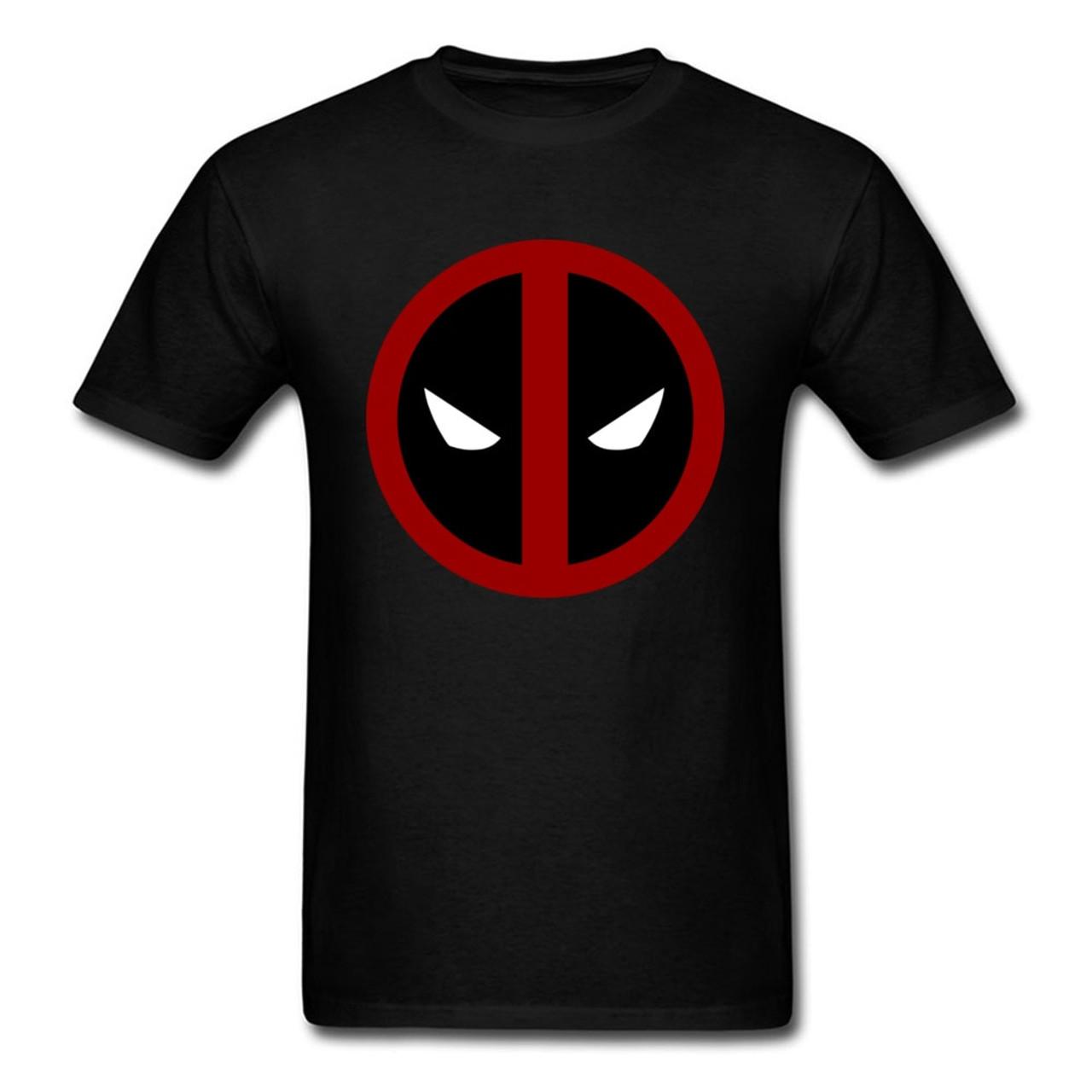 Marvel Homme Deadpool Clean Logo T-shirt