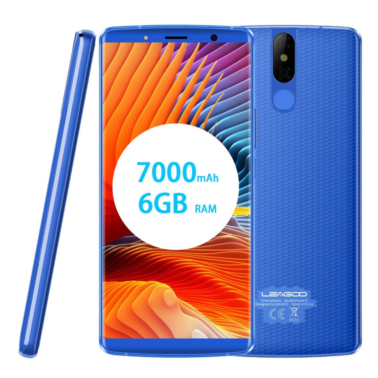 LEAGOO Power 5 Smartphone 5 99