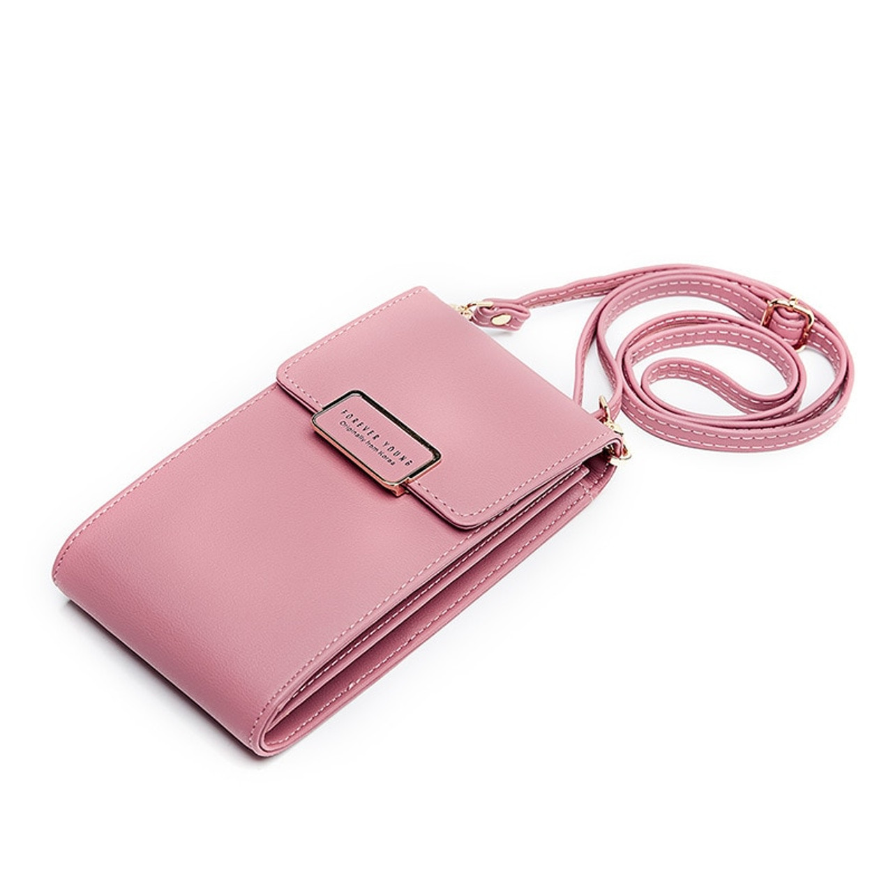 f269deaa5011 ... Luxury Women Phone Bag Message PU Leather Mini Shoulder Bags Girls With  Coin Purses Crossbody Bag ...