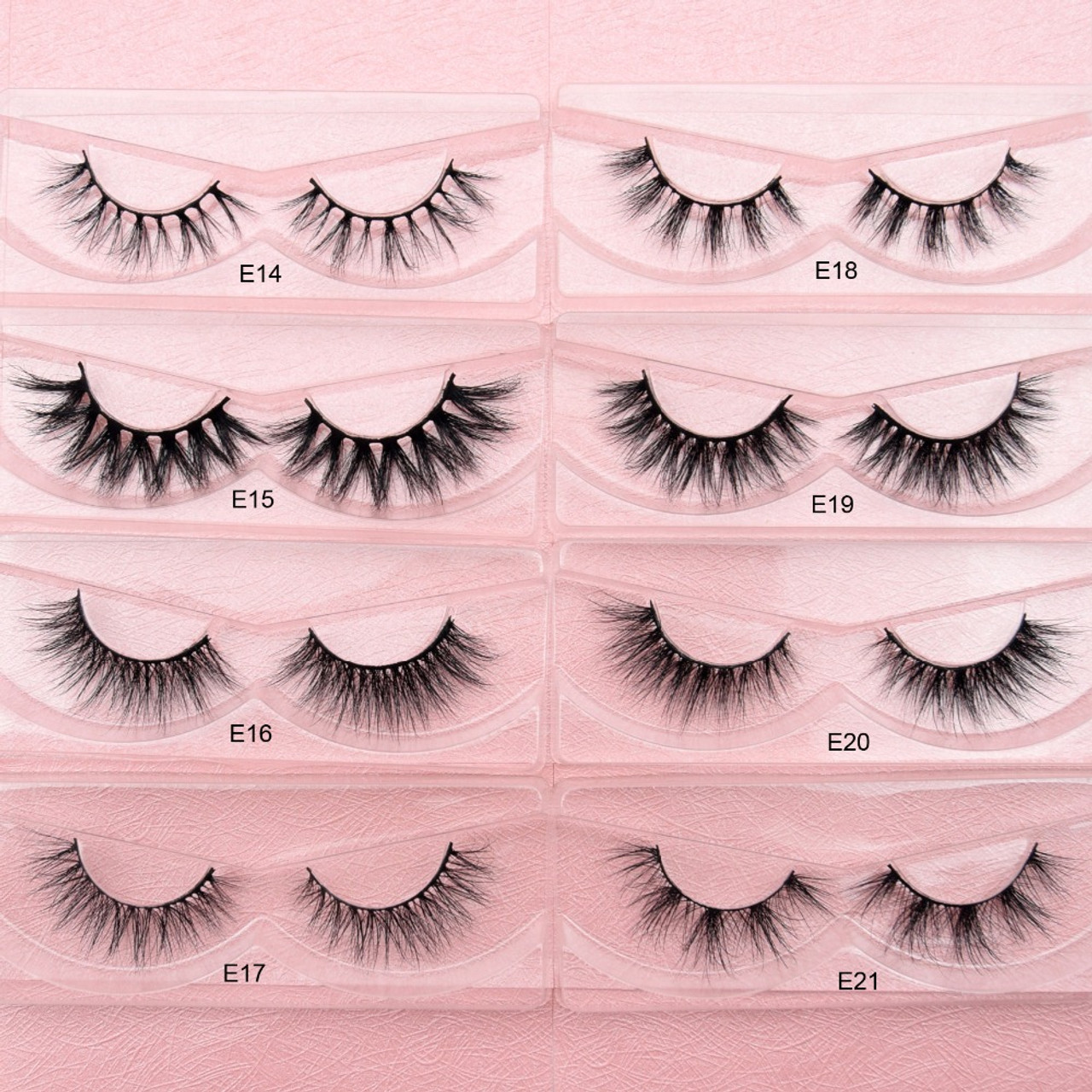 bafe4fde216 ... Visofree Mink Lashes 3D Mink Eyelashes 100% Cruelty free Lashes Handmade  Reusable Natural Eyelashes Popular ...