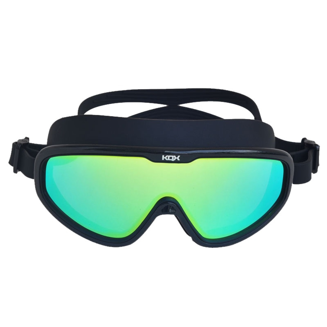926b9a67fab ... Professional big frame Anti-Fog UV Swimming glasses silicone Waterproof  Swim goggles in Poor for ...