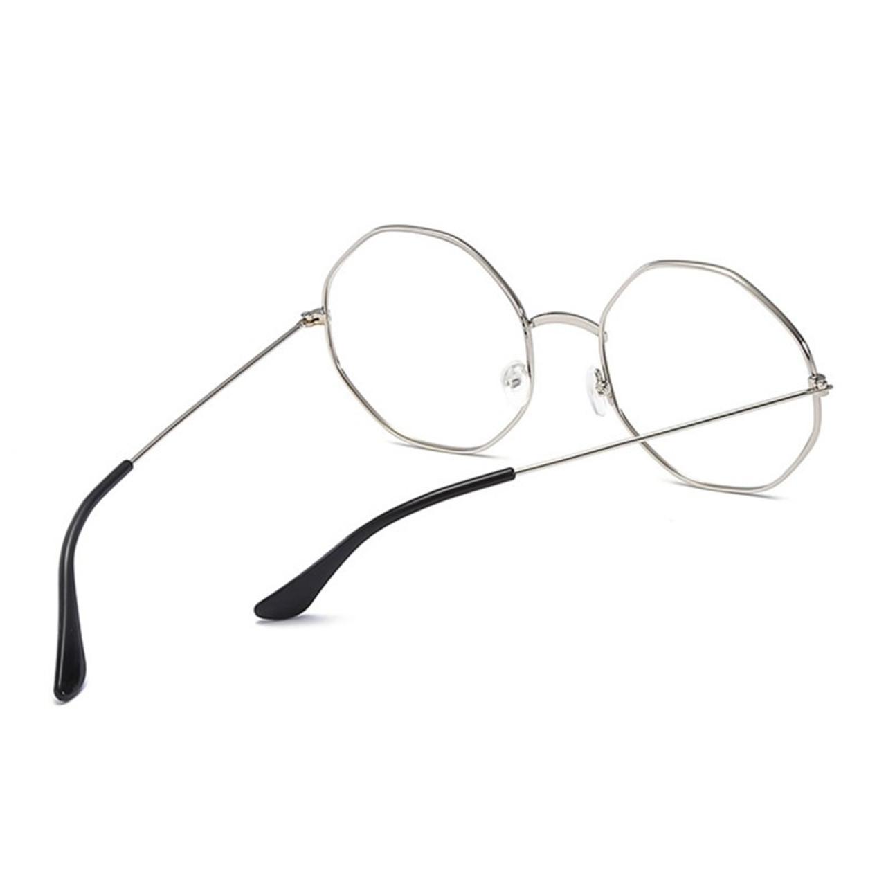 70e0bbfbc8a8 ... Glasses Round Spectacle Glasses Frame Sunglasses Men Women Vintage  Metal Mirror Sun Glasses Female Frames Optical ...