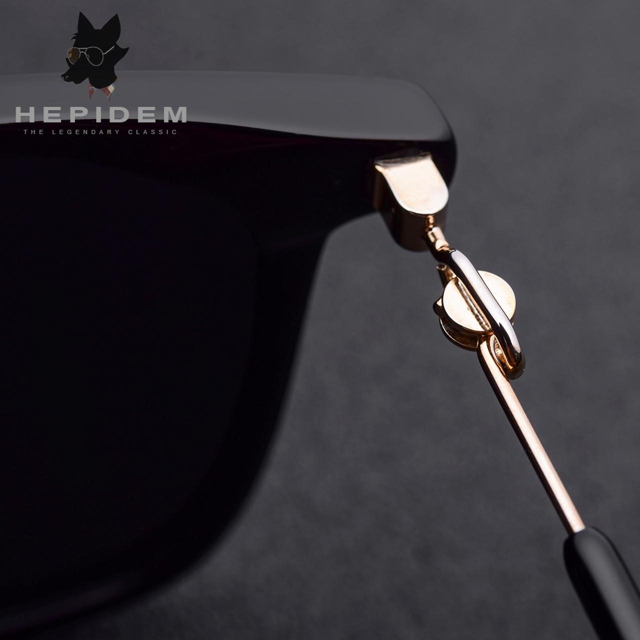 672f4fb37a3 ... Acetate Sunglasses Men Polarized Brand Designer 2018 New Fashion d  Squared Mirror Korean Sun Glasses for ...