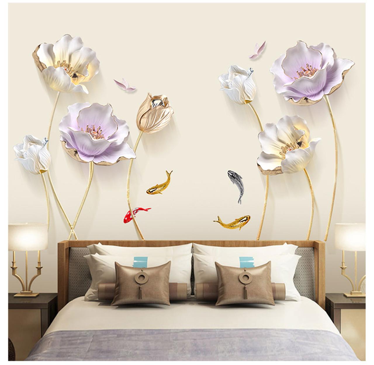 WoowPaper Bedroom 3d Wallpaper Wall