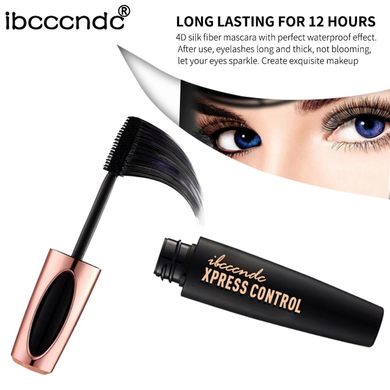 f5e40ddebf1 ... New 4D Silk Fiber Lash Mascara Waterproof Rimel 3d Mascara For Eyelash  Extension Black Thick Lengthening ...