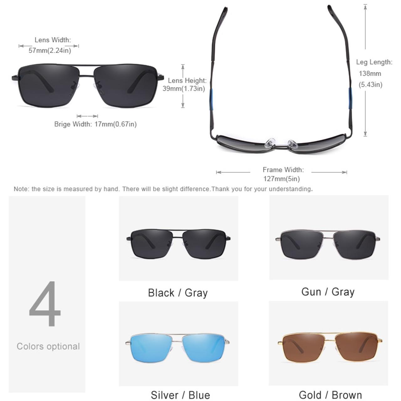 8bcef8d41c3 ... KINGSEVEN Brand Classic Square Plastic Polarized Men Sunglasses Men s  Sun Glasses Driving Fishing Aluminum Eyewear ...