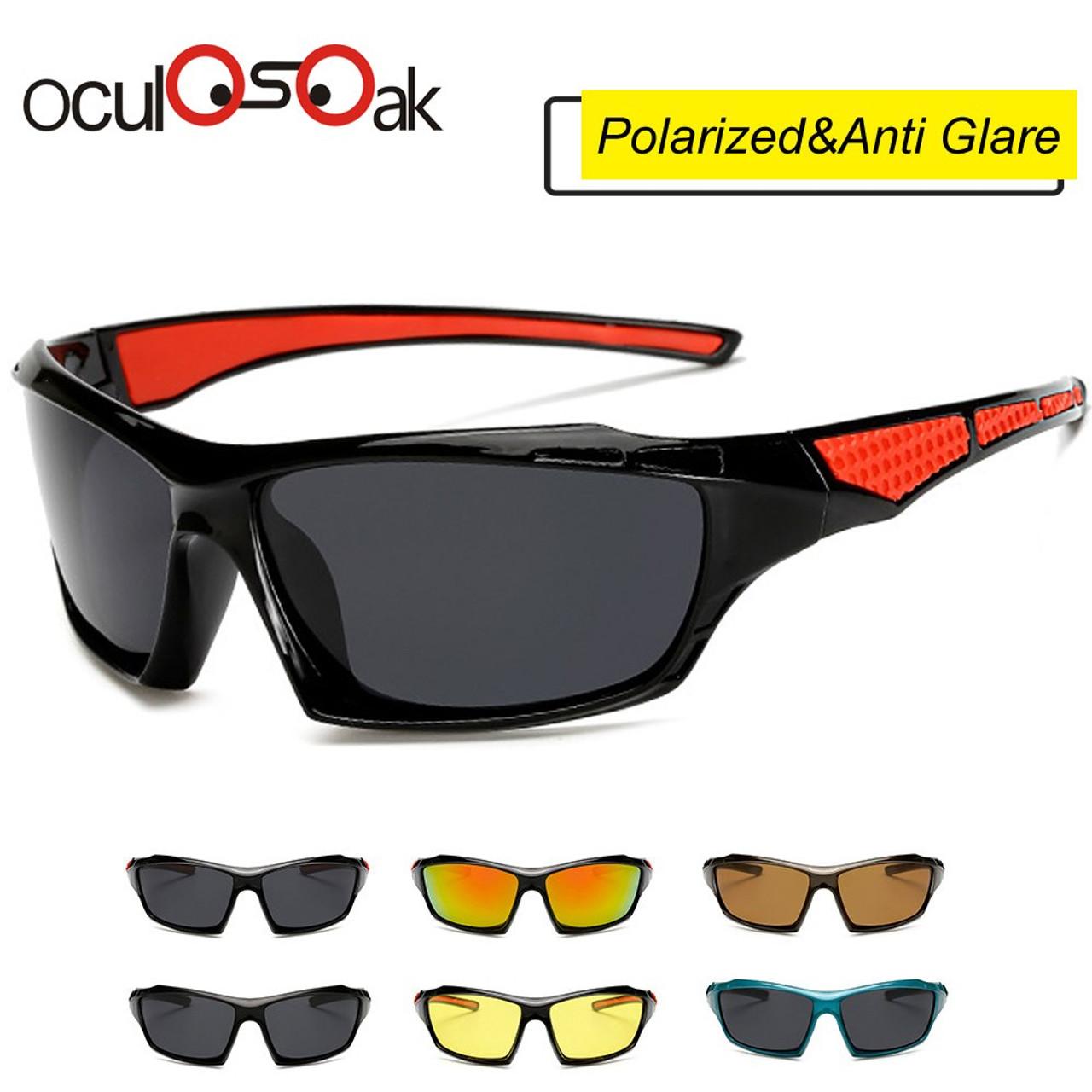 c92a86ec8 Brand Classic Men's Polarized Sunglasses Men Driving Sun Glasses Vintage  Plastic Frame Goggle Male Eyewear UV400 ...