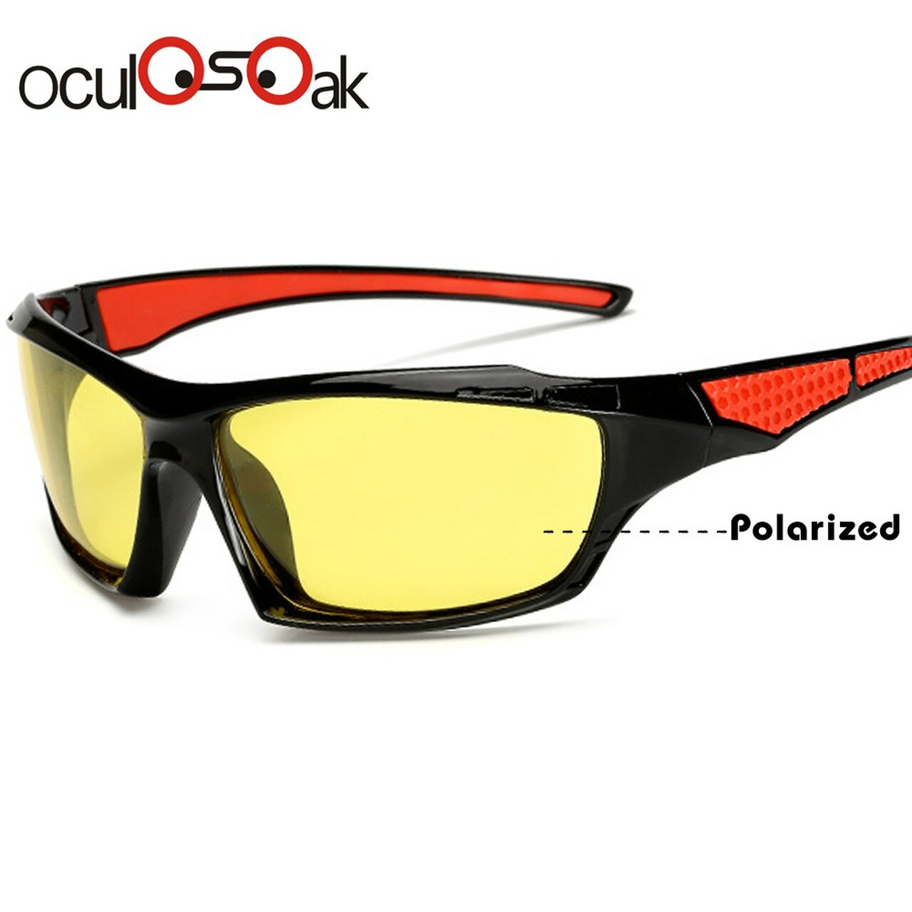 92fee0a67 ... Brand Classic Men's Polarized Sunglasses Men Driving Sun Glasses Vintage  Plastic Frame Goggle Male Eyewear UV400 ...