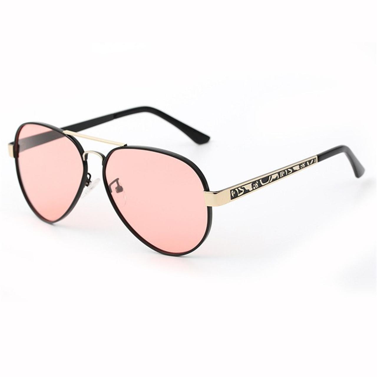 9c52b65458f ... Vazrobe Photochromic Polarized Sunglasses Men Women Day Night Driving  Sun Glasses for Man Transition Chameleon Aviation ...
