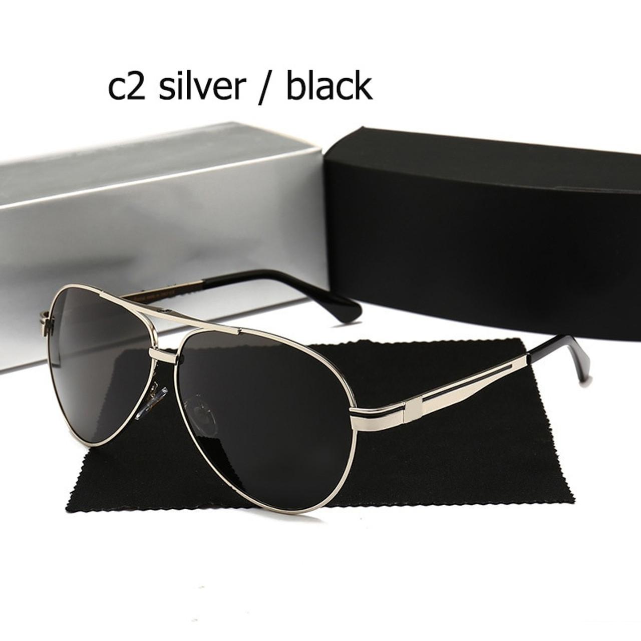 84ae2630dc94 NEW Polarized Sunglasses Mens Mercedes Designer SunGlases women Gafas  Hombre Oculos De Sol for Men s Driving ...