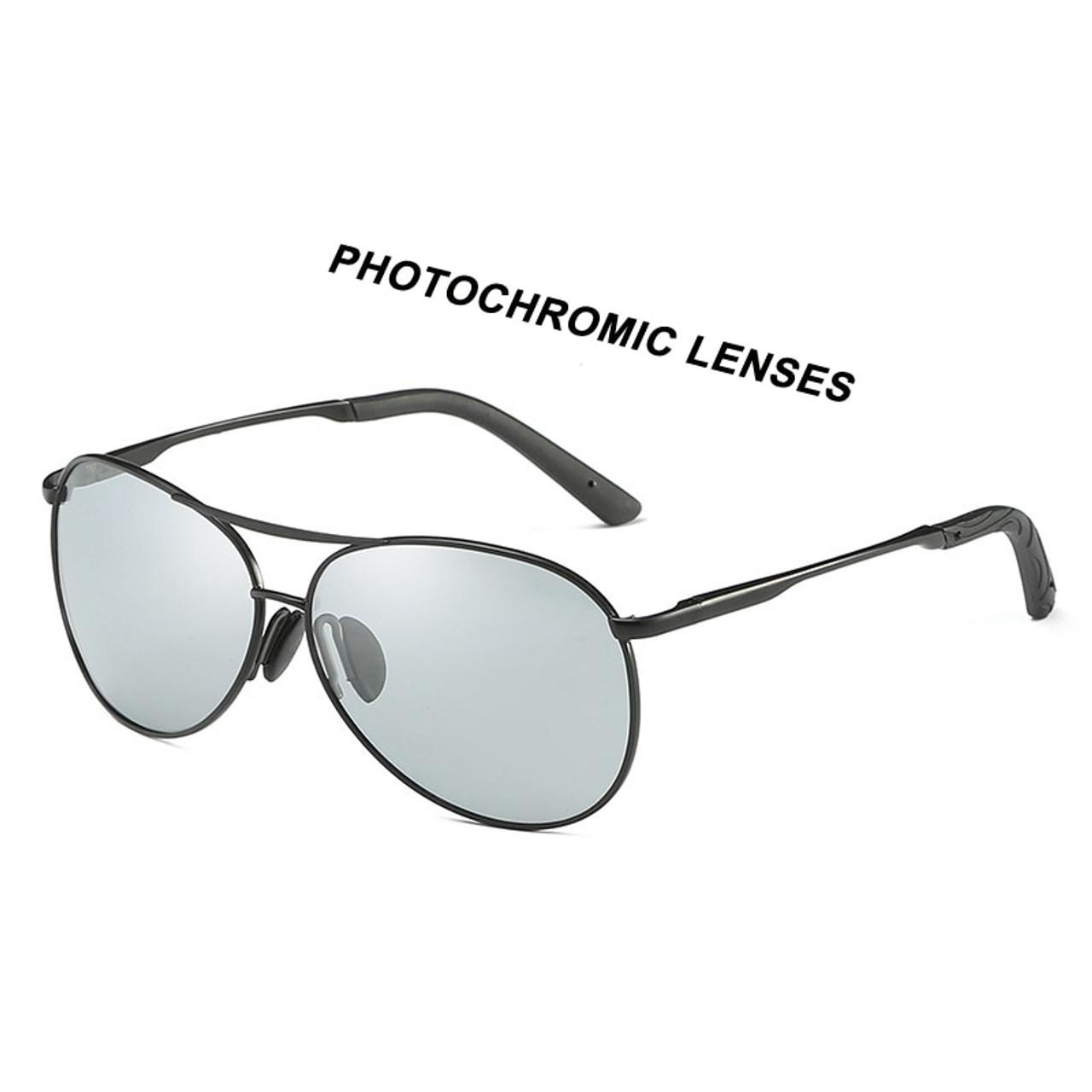 dfe0f95b37dd0 ... HBK 2019 Driving Photochromic Polarized Sunglasses Chameleon  Discoloration Sun glasses oculos de sol masculino PM0152P ...