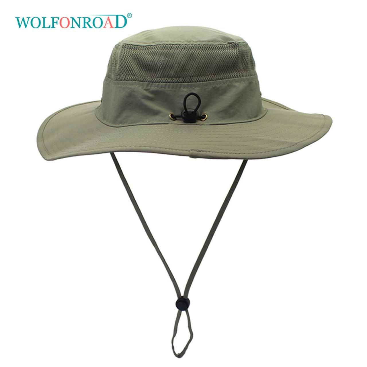 d84f266f9 WOLFONROAD Men Boonie Hat Summer Hiking Camping Caps Tactical Sniper Hats  Fishing Men's Caps Military Quick Dry Hats L-GZQF-001