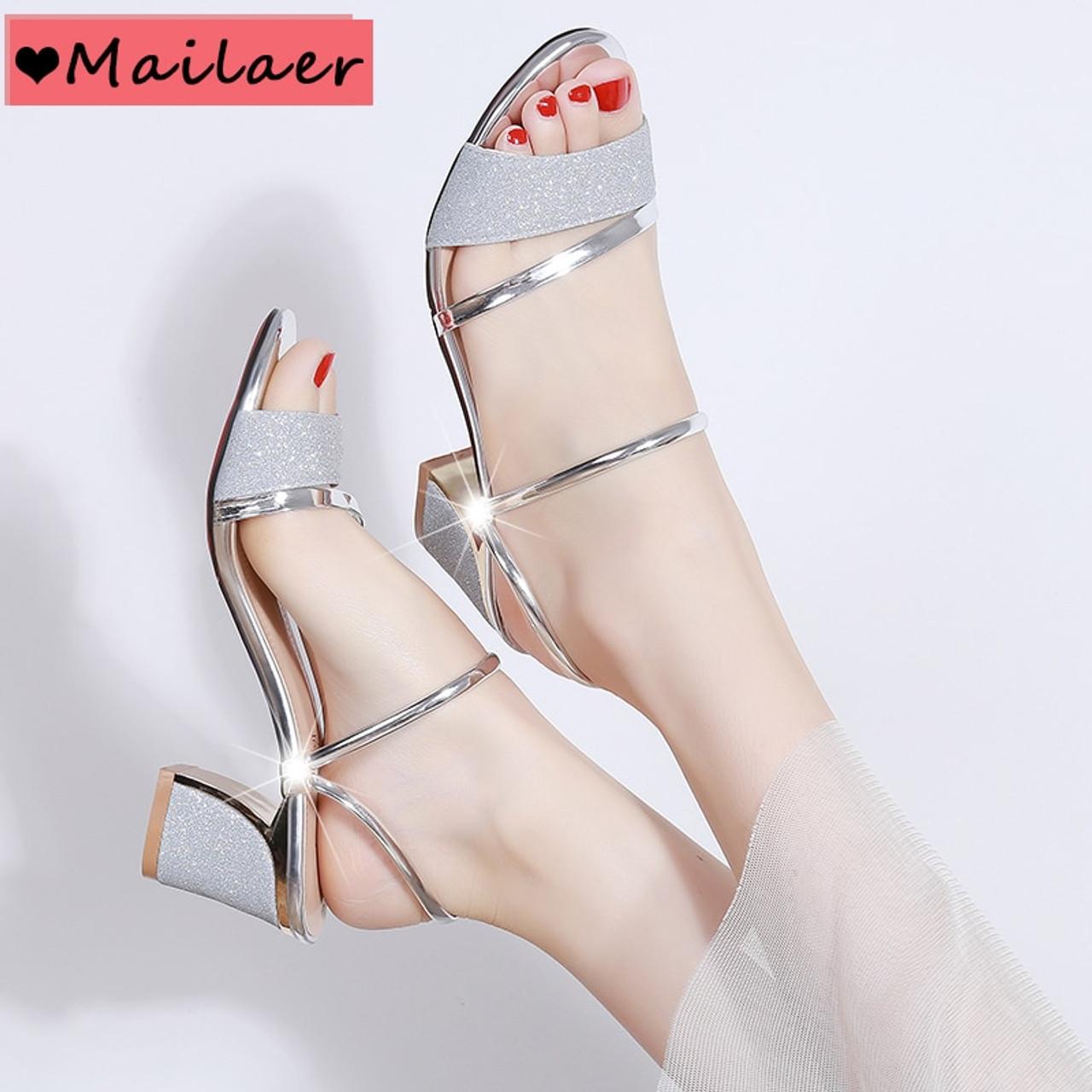 2019 New Summer women flat Sandals