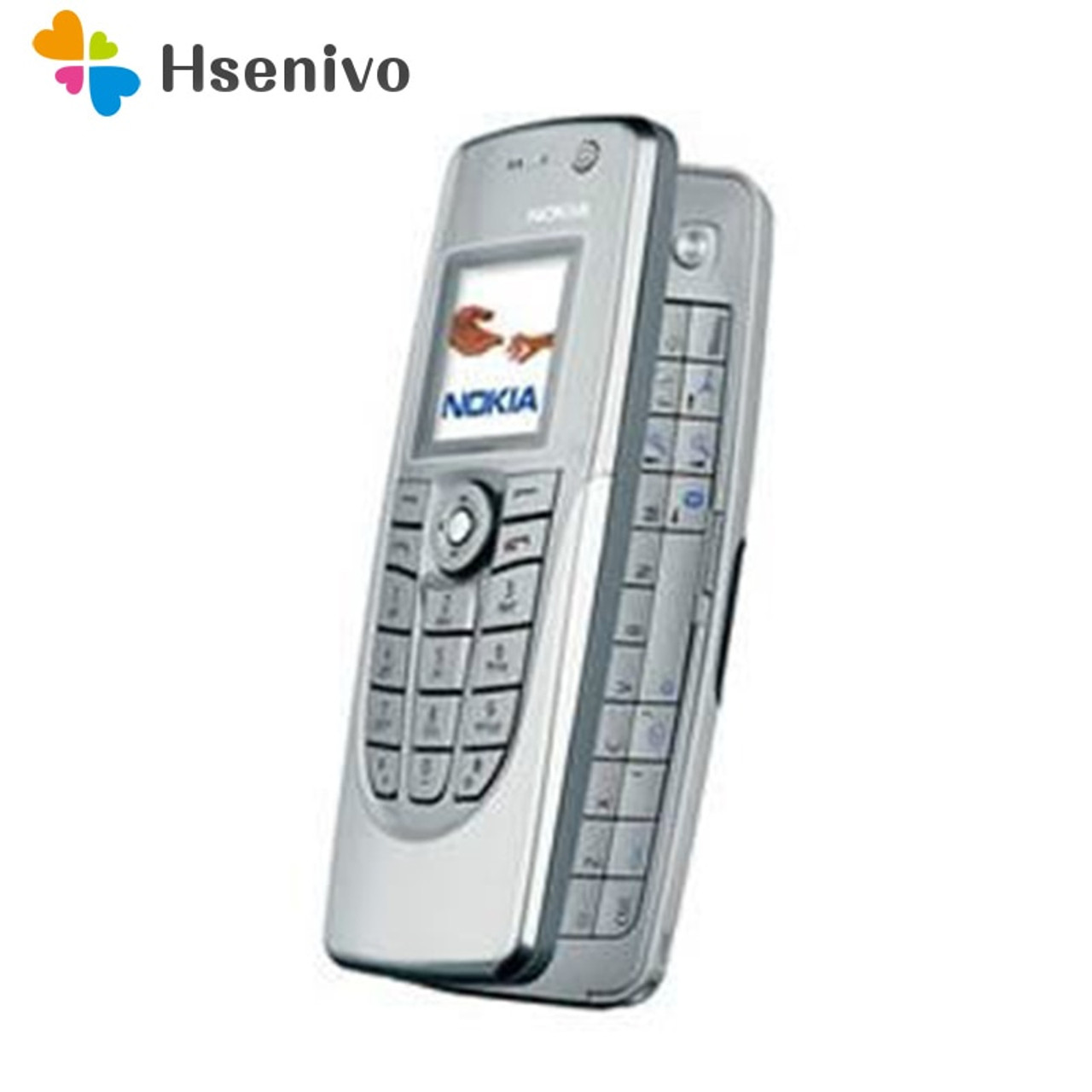 Nokia Flip Phone >> Hot Sale Old Fashion Phone Original Unlocked Nokia 9300 Flip Gsm