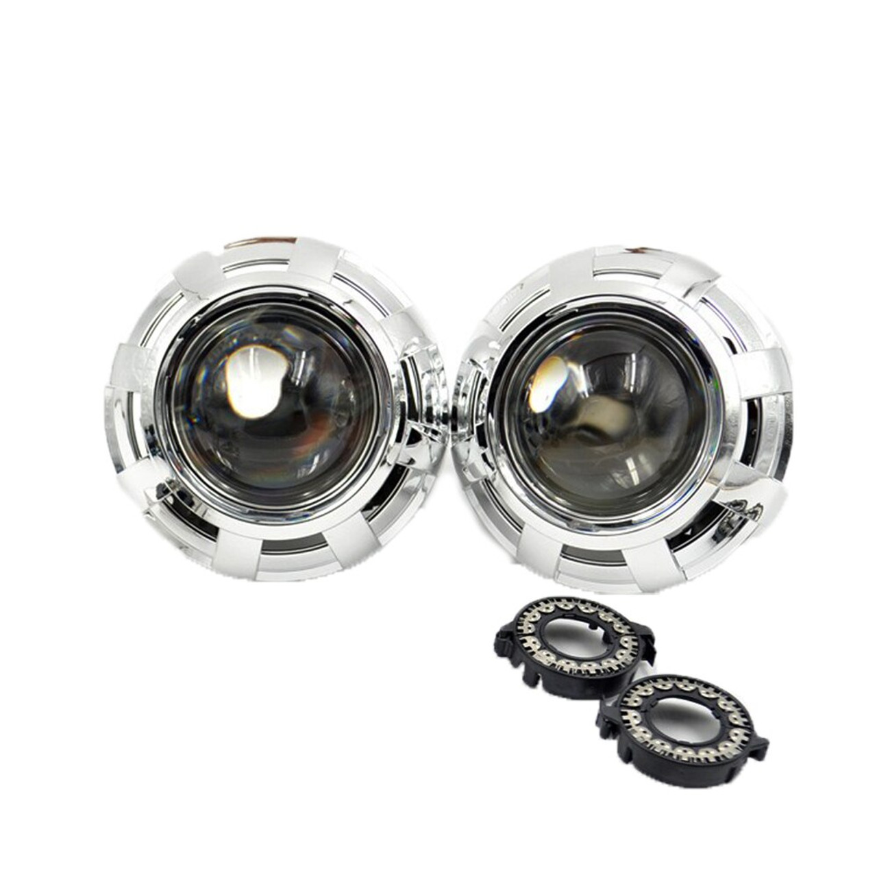 Car Styling Hella 5 3 0 Inches Hid Bi Xenon Projector Lens With