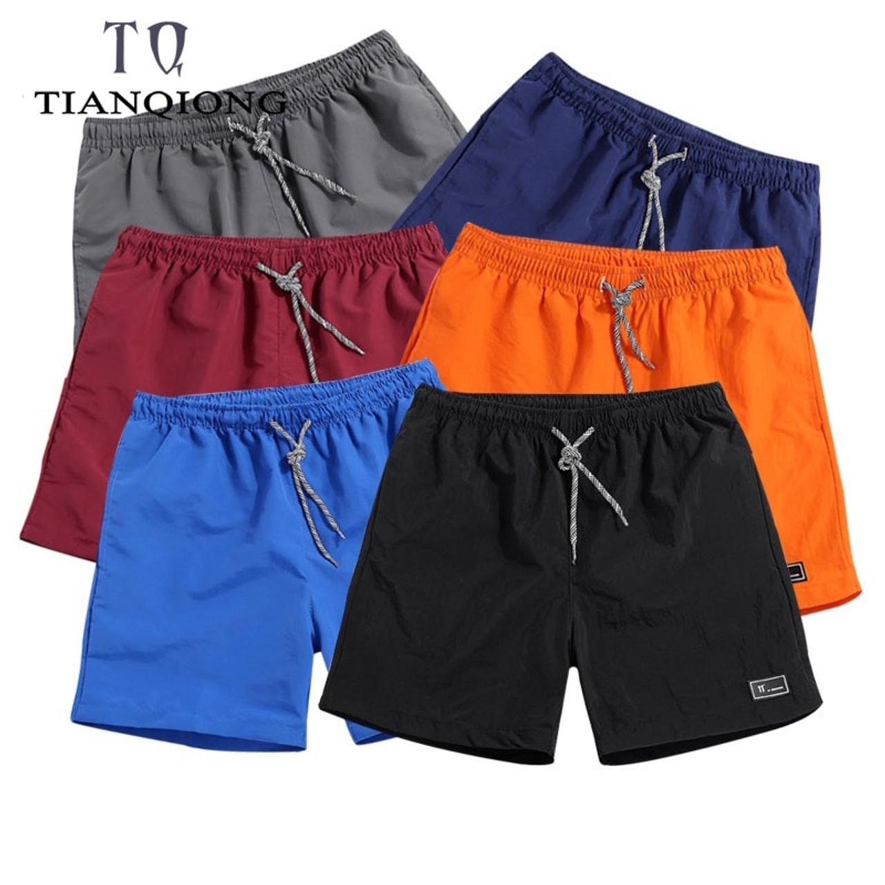 6cc571e252 2019 New arrive Mens Shorts Surf Board Shorts Summer Sport Beach Homme  Bermuda Short Pants Quick ...