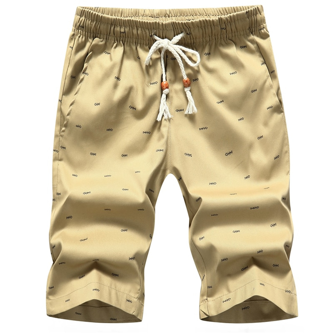 PantsMens Summer Plus Size Thin Fast-Drying Beach Trousers Casual Sports Short Fashion New Mens Shorts