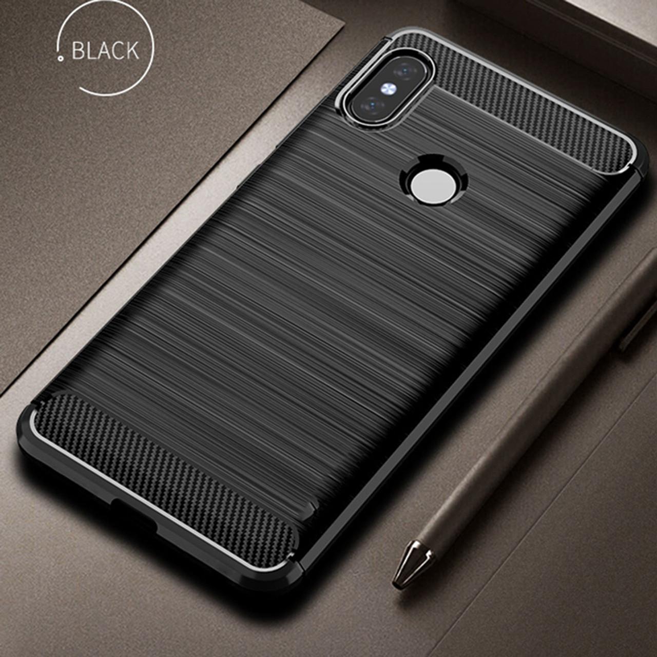 low priced d636d 892bf Silicone Case For Xiaomi Mi A2 Case Cover for Mi A2 Lite Case Soft Carbon  Fiber Phone Case On Xiaomi Mi A 2 lite Redmi 6 Pro