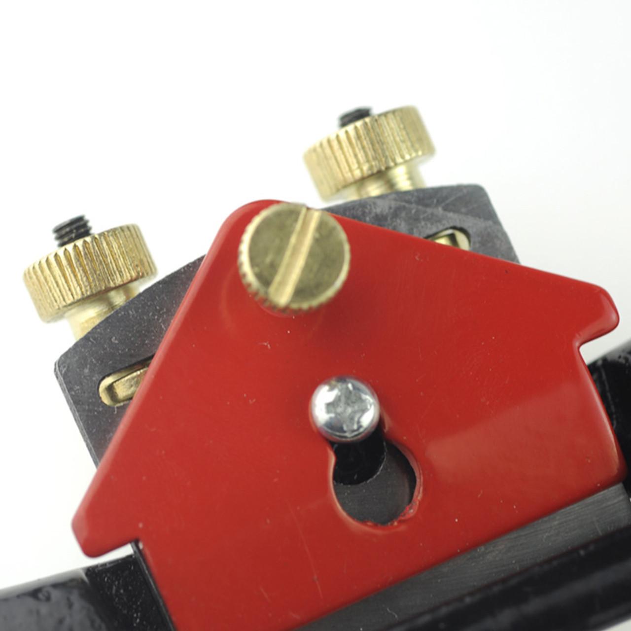 9/215mm Adjustable Hand Edge Planer Spoke Shave Manual Woodworking ...