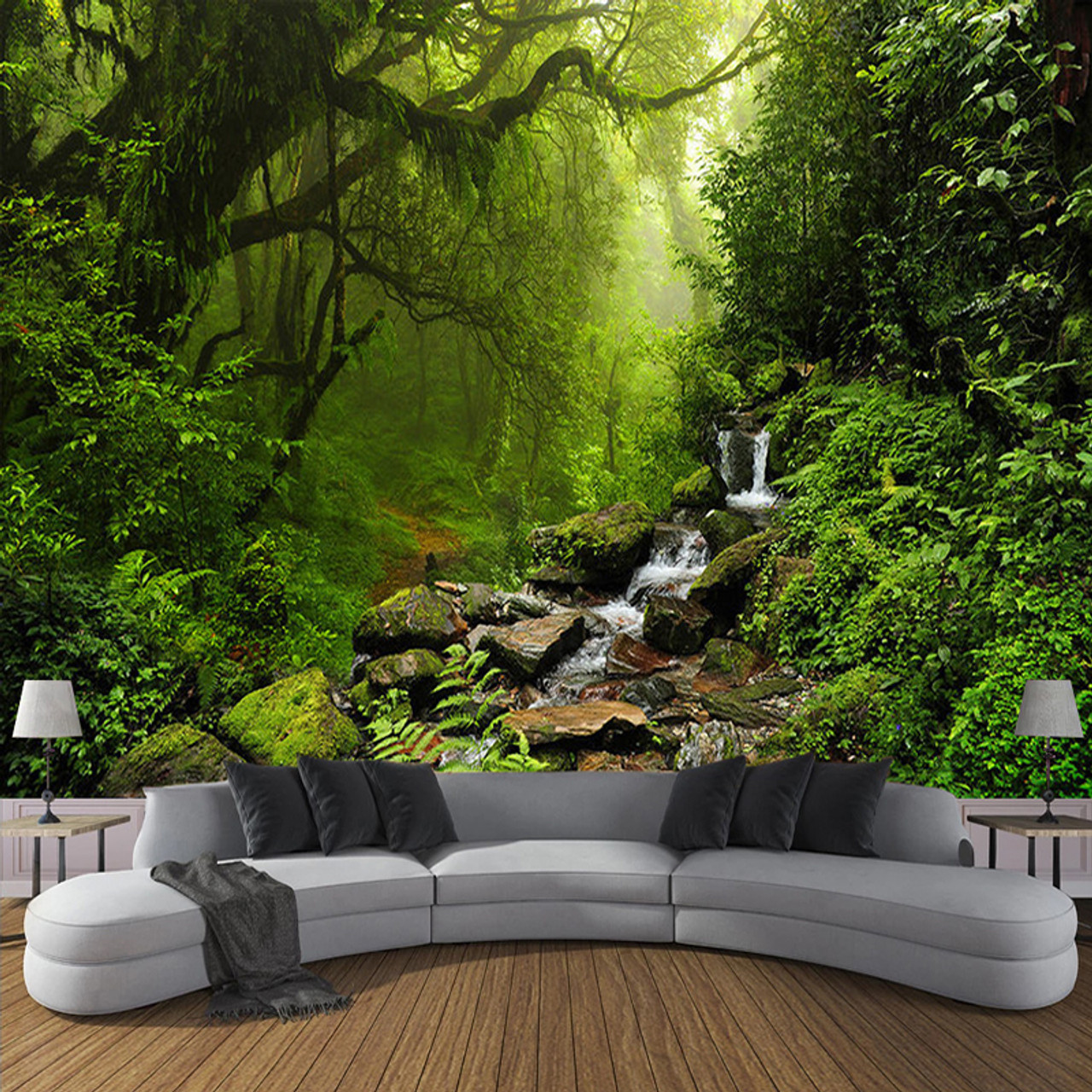 Custom 3d Wall Mural Wallpaper For Bedroom Photo Background Wall Papers Home Decor Living Room Modern Painting Wall Paper Rolls Onshopdeals Com