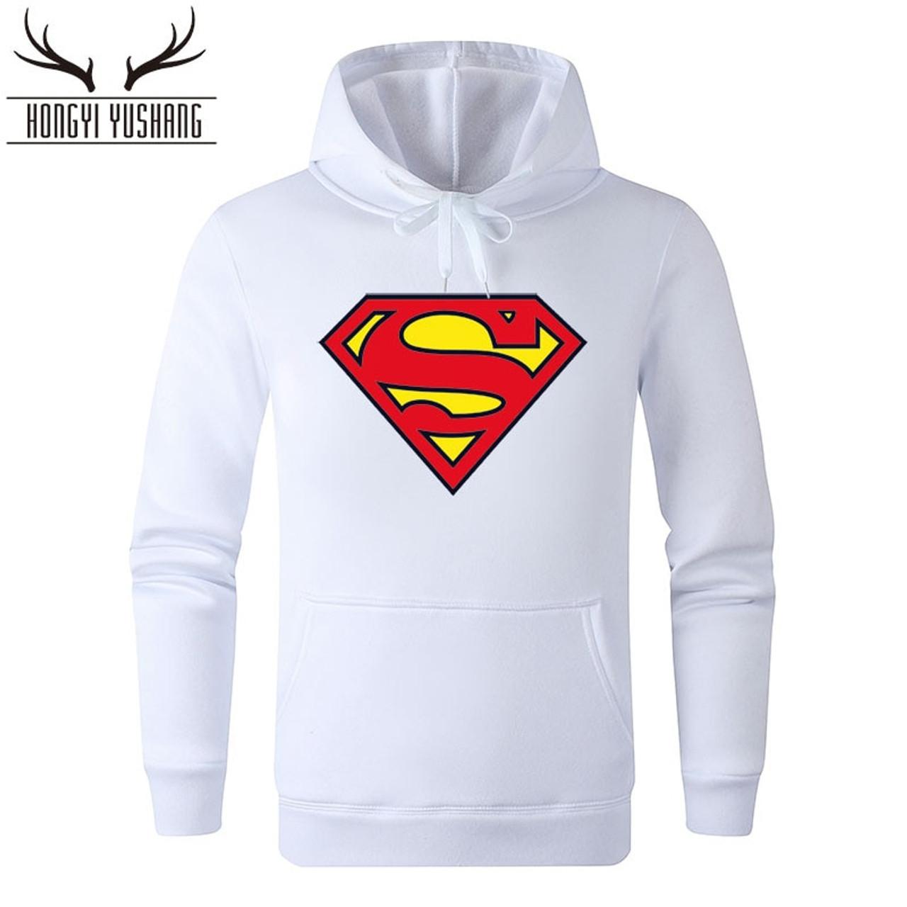 Justice League Superheroes Strength in Numbers Sweatshirt Hoodie