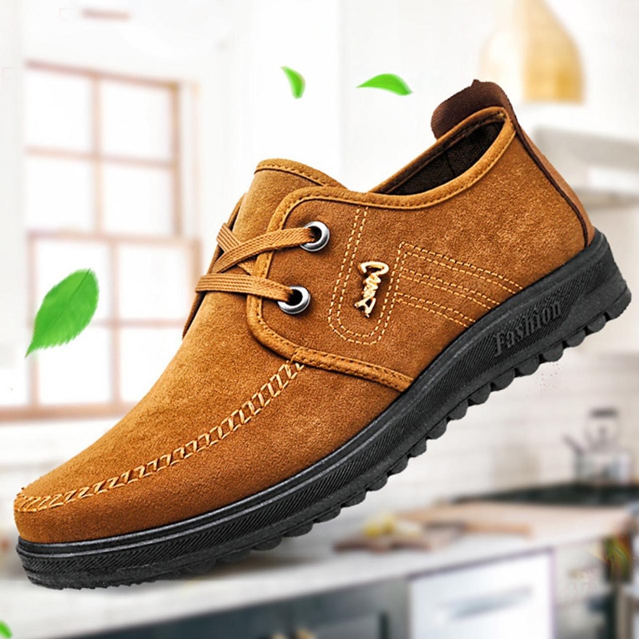 Men Casual Shoes Comfortable Fashion