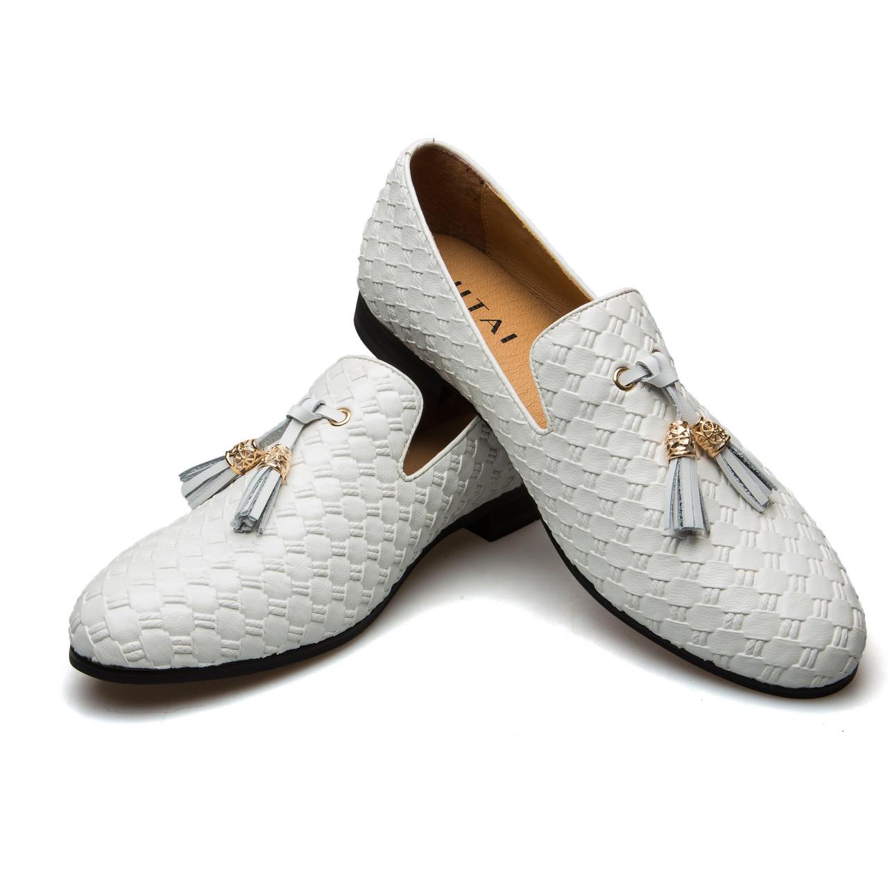 MEIJIANA Loafers Flats Brand Men Casual