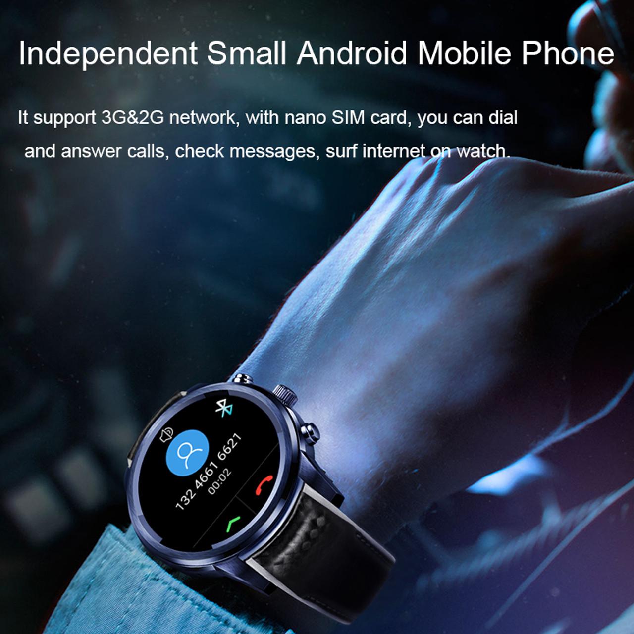 429f8cff794 ... LEMFO LEM5 Pro Smart Watch Phone Android 5.1 2GB + 16GB Support SIM  card GPS WiFi ...