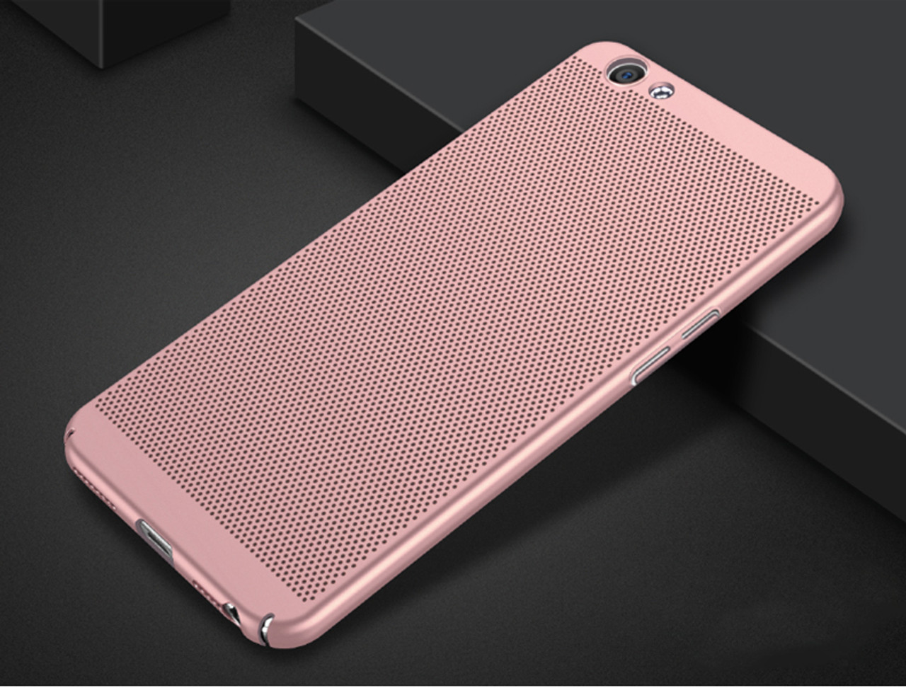 buy popular ee33e b908f luxury Matte cover OPPO A59 PC Heat dissipation case phone case for OPPO  F1s back case cover 5.5 inch funda OPPO F1s case