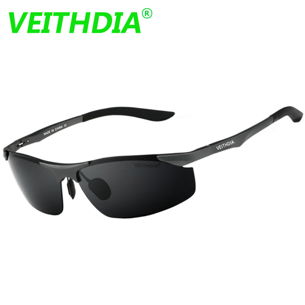 4a99abd0a0 ... VEITHDIA Aluminum Magnesium Brand Designer Polarized Sunglasses Men  Glasses Driving Glasses Summer 2017 Eyewear Accessories 6529 ...