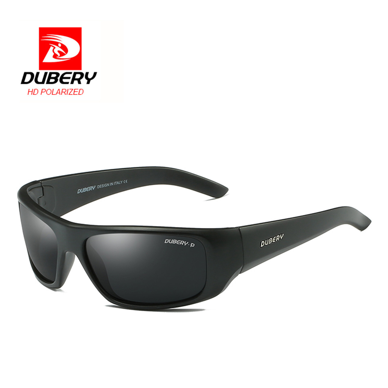 4829cfb020 ... DUBERY 2018 Men s Polarized Sunglasses Aviation Driving Shades Male Sun  Glasses Men Retro Sport Luxury Brand ...