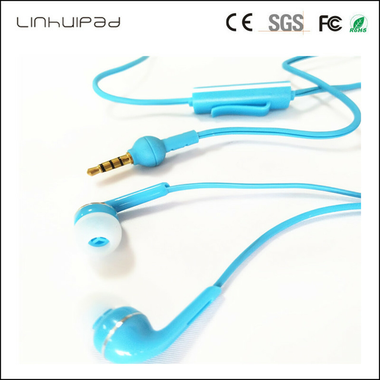 afa1d8994e3 ... Wholesale Disposable earphones cheap earbud low cost earbuds for  Theatre Museum School library