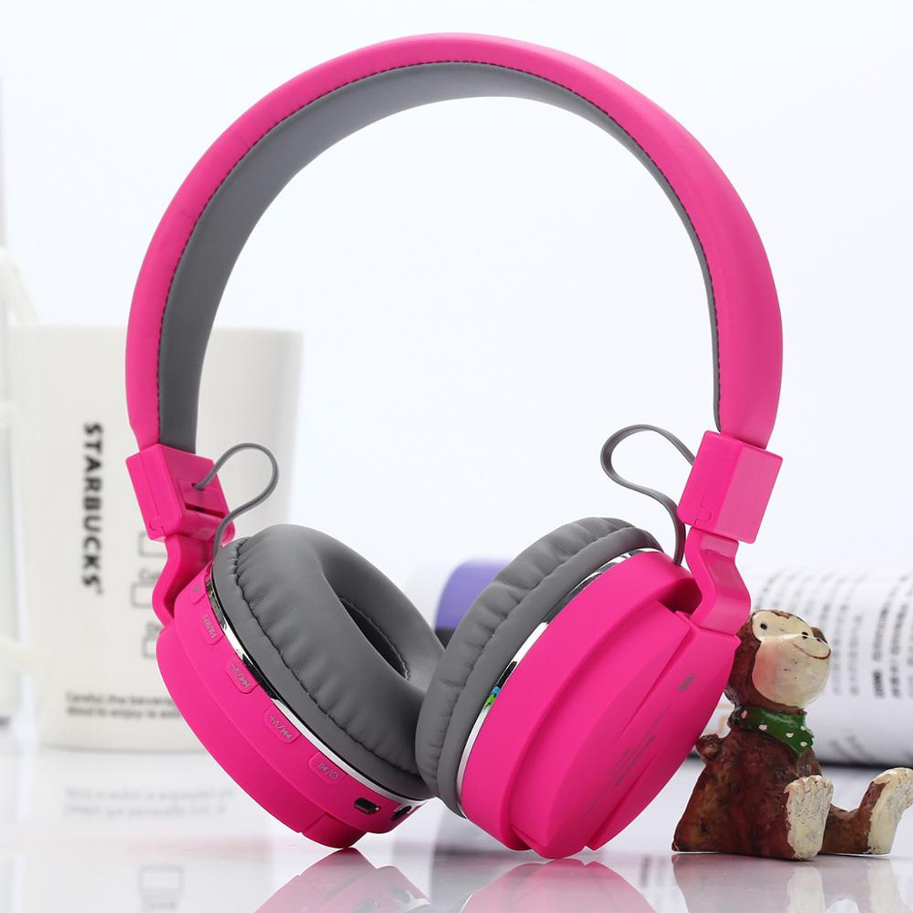 Wireless Bluetooth Headphone Set Sh 12 High Quality Sound By Onshopdeals Com