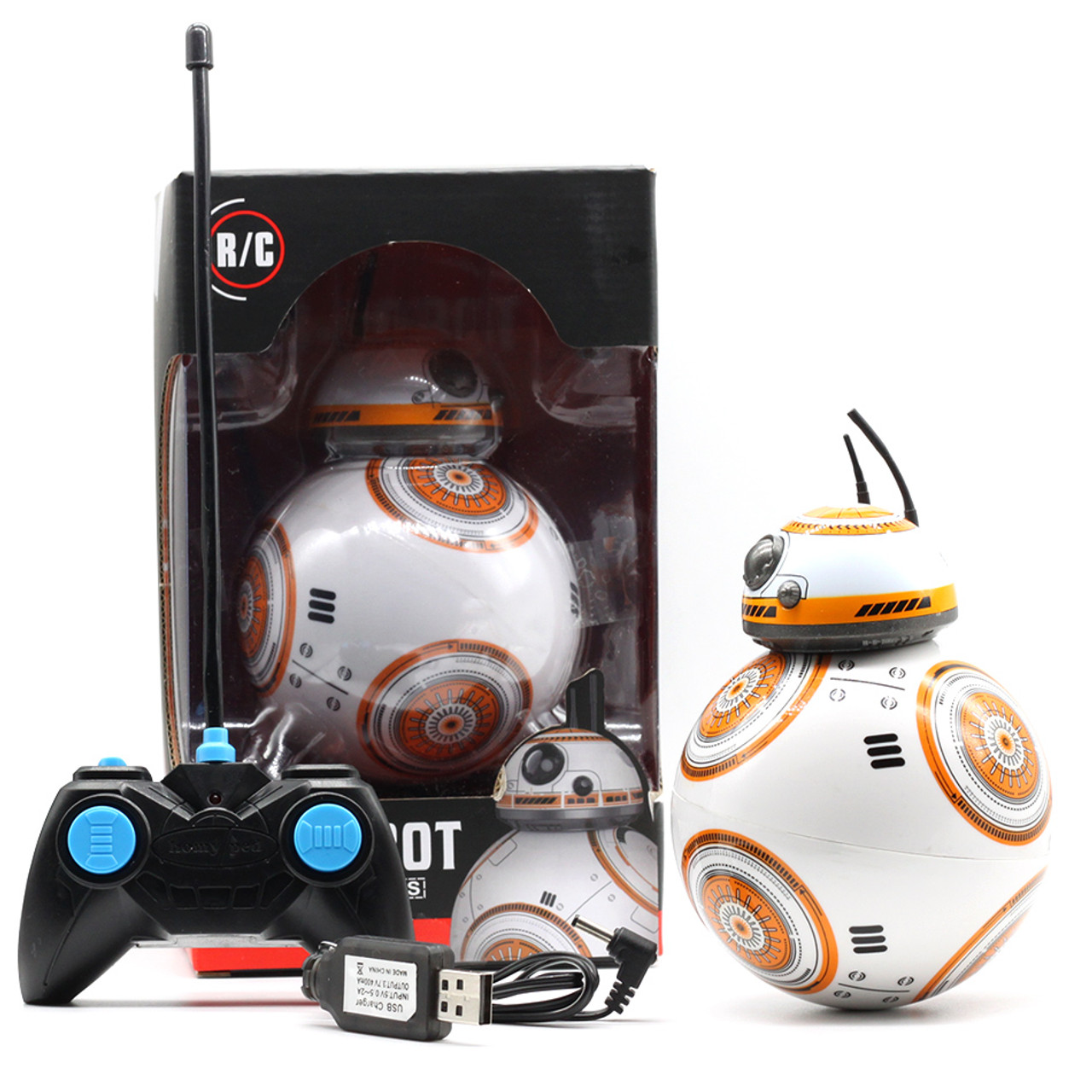 Deco Chambre Star Wars star wars led-usb-light bb-8 9 cm gadgets décoration de