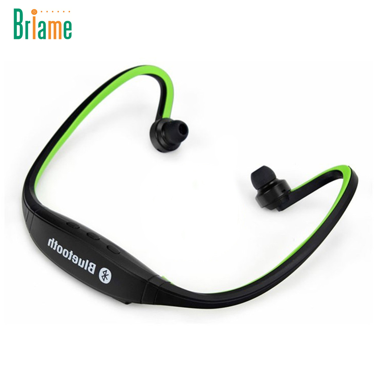 793bd2eb68d ... Briame S9 Sport Wireless Bluetooth Headset Handsfree Earphone Running  Stereo Bluetooth Headphone For iPhone Samsung Xiaomi ...