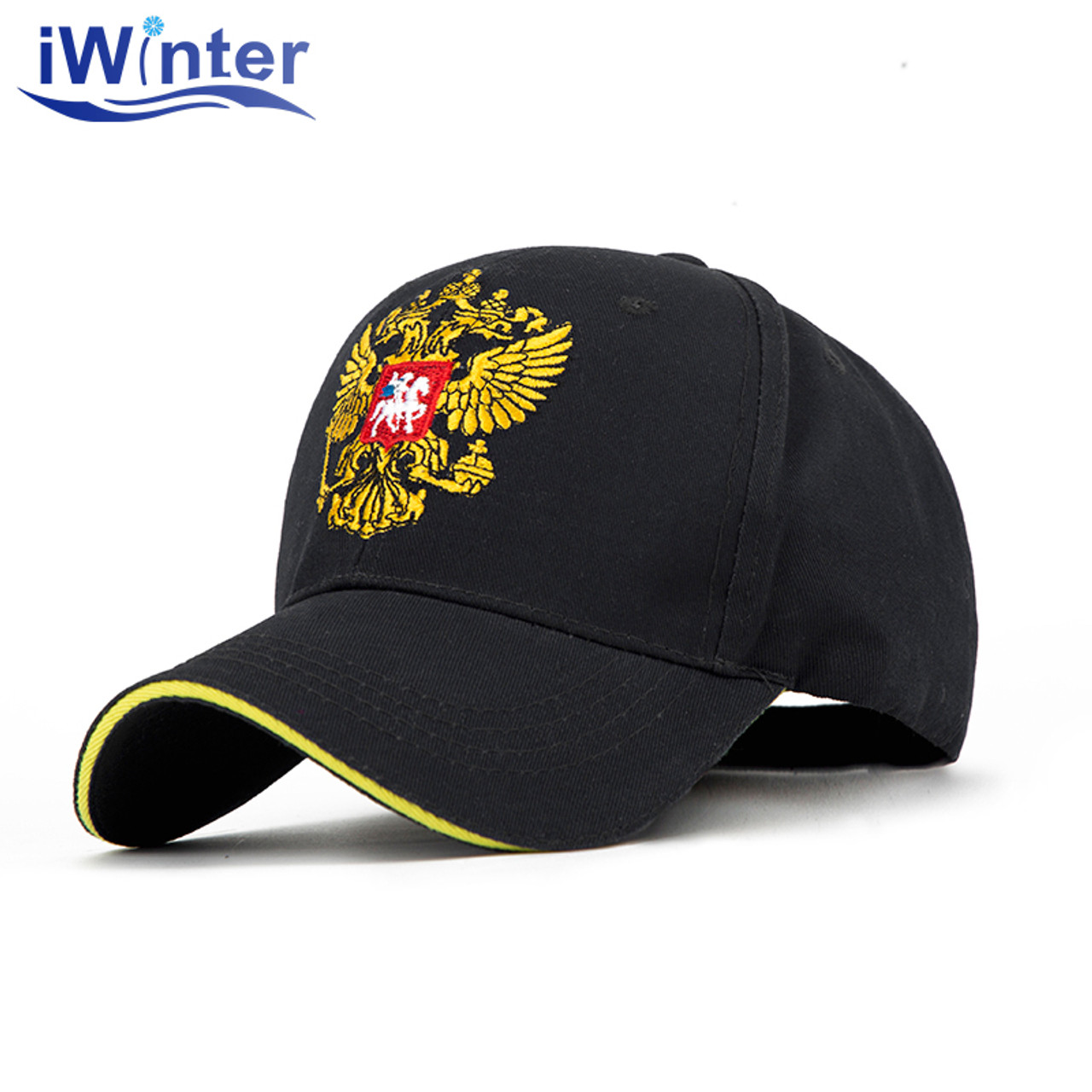 d484b07e3 IWINTER 2018 Unisex Cotton Baseball Cap For Men Women Snapback Caps Women  Embroidery Outdoor Sport Hats Patriot Cap Wholesale